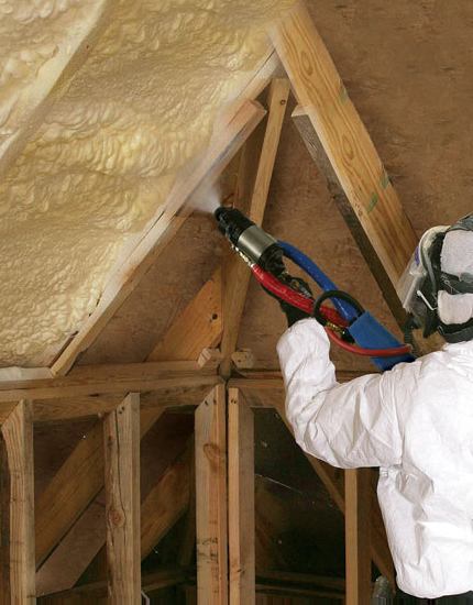 Residential Greenarch Spray Foam Insulation Amp Coatings