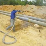 polyurea pipeline