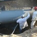 polyurea pipeline 3